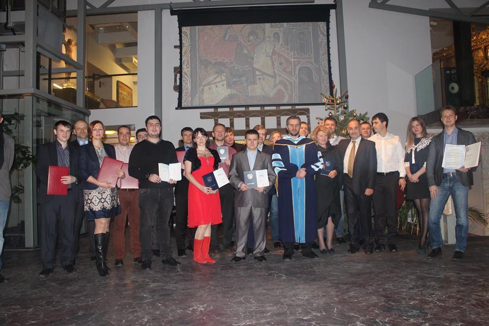 выпускники Славяно-Греко-Латинской Академии