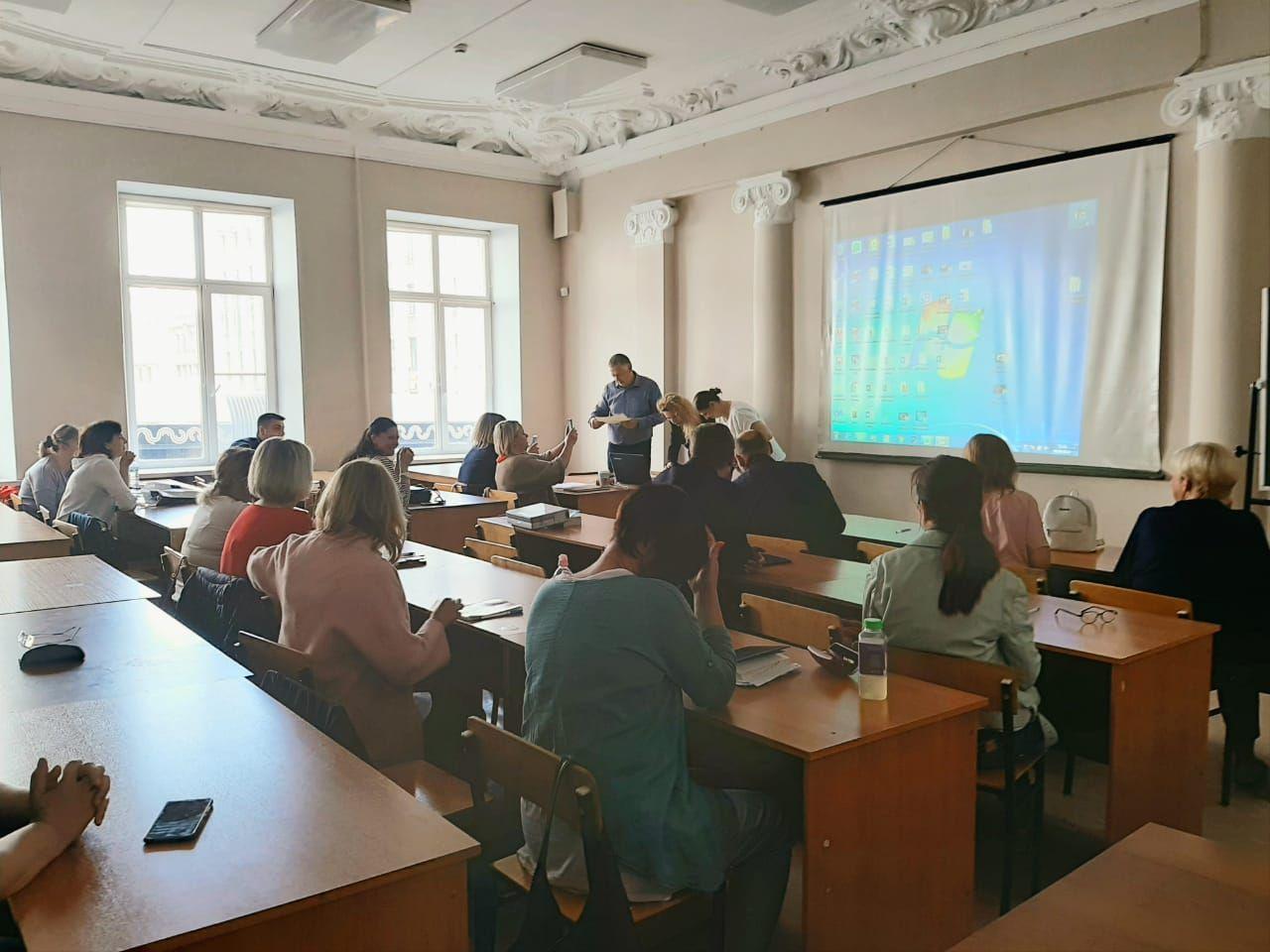 студенты Славяно-Греко-Латинской Академии